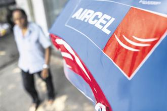 Aircel has filed for bankruptcy. Photo: Bloomberg