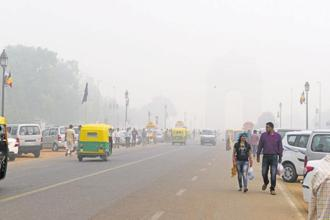 India is at the bottom of the list in the environmental health category, and it ranks 178 out of 180 in air quality. Photo: Pradeep Gaur/Mint