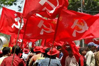 File photo. CPM is holding a meeting on Monday in Agartala to discuss the election results and remedial measures. Photo: HT