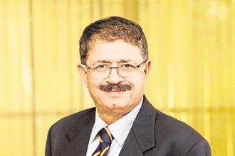 Mankind Pharma chairman Ramesh Juneja. Mankind is the fifth largest firm in India's retail pharma sector, with domestic sales of Rs4,250 crore.
