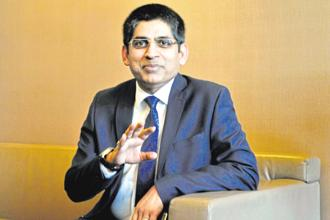 Amit Kumar, vice-president, global supply chain, GE South Asia and Asean. Photo: Akhilesh P/Mint