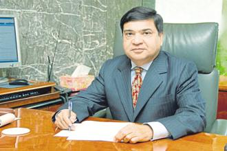 Deepak Roy, executive vice-chairman of Allied Blenders.