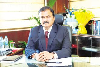 Airports Authority of India chairman Guruprasad Mohapatra.