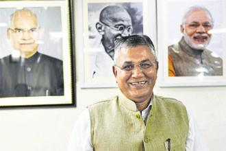 Speaking to Mint on the sidelines of the conclave, P.P. Chaudhary, minister of state for law and justice and corporate affairs, said the government is contemplating auditing CSR spending. Photo: PTI