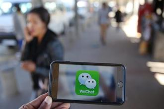 WeChat, known as Weixin in China, is a daily necessity for most Chinese, bringing together messaging, social media, mobile payment, games, news and other services. Photo: Reuters