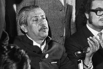 Bangladesh's founding father Sheikh Mujibur Rahman had reached out to embrace the rape survivors after the war ended. Photo: Bloomberg