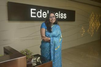 Radhika Gupta, chief executive officer, Edelweiss Asset Management Ltd. Photo: Abhijit Bhatlekar/Mint