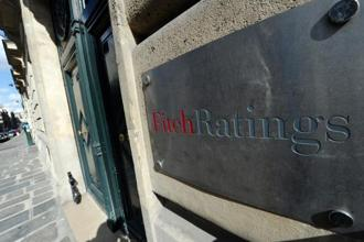 Fitch has a BBB-, the lowest investment grade sovereign rating on India, with a stable outlook. Photo: AFP