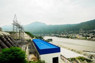 A file photo of a hydropower project in Srinagar. A study has held that hydropower in Mekong River Basin, the longest river in Southeast Asia, might not be climate friendly and has emissions equalling that from fossil fuel sources.