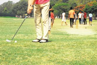 There is a dire need to have more public golf courses, which can be accessed by budding golfers. Photo: Indranil Bhoumik/Mint