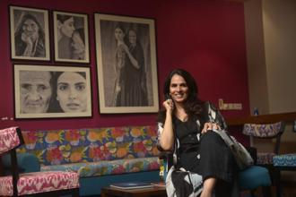 Anita Dongre's journey has been marked by a persistence in changing what doesn't feel right. Photo: Abhijit Bhatlekar/Mint