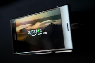 Cheap data has spurred the rise of streaming video usage in India, the world's fastest growing web services market, and turned it into a battleground for content wars between global giants such as Amazon and Netflix as they look for growth beyond a saturated US home market. Photo: AFP