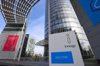 Buying out the minority shareholders who own about 23% of Innogy will cost Eon about 5 billion euros ($6.2 billion), but it will get 1.5 billion euros cash from RWE in return. Photo: AFP