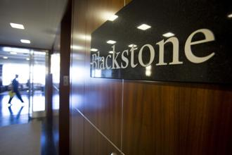 Blackstone's private equity funds have now invested a total of $3.5 billion in India. Photo: Bloomberg