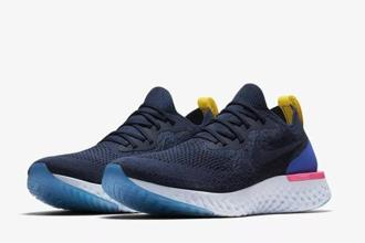 Nike Epic React Flyknit has a 10mm heel-to-toe drop (also known as offset).