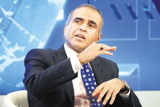 Bharti Enterprises chairman Sunil Mittal. Photo: Reuters