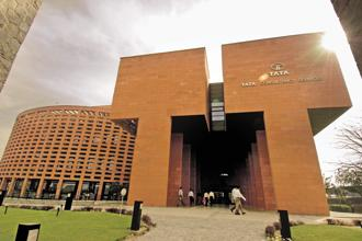 TCS, which is 73.5% owned by its parent, rose 0.57% to Rs3051.85 on BSE on Monday. Photo: Mint
