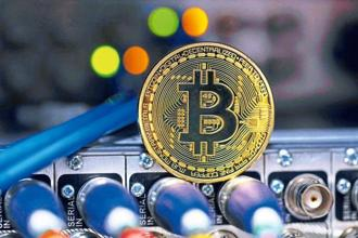 The value of all bitcoin held globally is about $160 billion, roughly two-thirds of the Asian remittance market and a third of the global one, according to World Bank estimates. Photo: Bloomberg