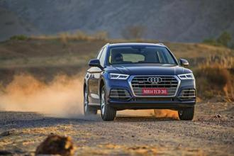 The Audi Q5 for India has the Quattro all-wheel drive.