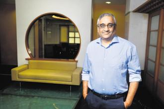 The Kishore Biyani-led Future Group had announced Rs150 crore joint venture last year.  File photo: Mint