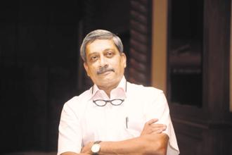 Goa CM Manohar Parrikar is in ill-health since mid-February and left for the US on 8 March. Photo: Abhijit Bhatlekar/Mint