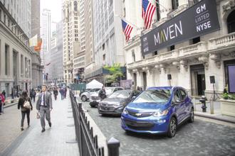 General Motors said to plan an Airbnb for car sharing services