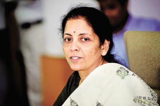 A file photo of defence minister Nimala Sitharaman. Photo: Mint