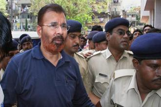 D.G. Vanzara, a former deputy inspector general of police in Gujarat, was in 2017 discharged in the Sohrabuddin Sheikh and Tulsiram Prajapati fake encounter cases. Photo: HT