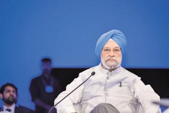 While the collective budget of India's towns and cities is only around Rs1.4 trillion, smaller towns do even worse in both finance and staff capacity, Hardeep Puri said. File photo: Ramesh Pathania/Mint