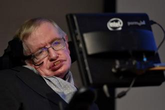 Stephen Hawking died on 14 March at the age of 76. Photo: Rueters