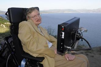 Stephen Hawking, known for his work on black holes and relativity, was regarded as one of the most brilliant theoretical physicists since Albert Einstein. Photo: AFP