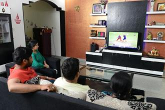 The data set will be useful for DPOs like DTH and cable operators to help understand the viewing behaviour of their own customers, enabling them to use it effectively for subscriber management and content strategy. Photo: Hemant Mishra/Mint