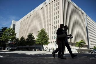 World bank headquarters in Washington. Last November, India jumped into 100th place on the World Bank's ranking of countries by Ease of Doing Business for the first time in its report for 2018, up about 30 places. Photo: AFP
