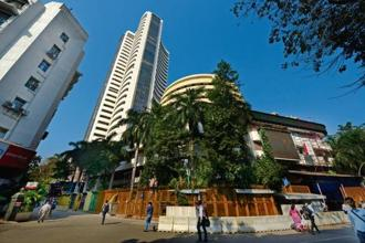 BSE Sensex and NSE Nifty trade lower on Thursday. Photo: Mint
