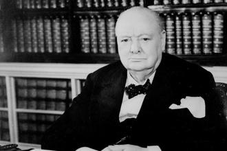 The next time an earthquake strikes, there won't be a Winston Churchill to blame. Photo: AFP