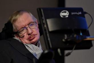 Stephen Hawking conquered overwhelming odds. Photo: Reuters