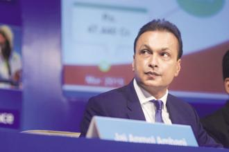 Anil Ambani-led Reliance Communications (RCom) had announced earlier that it expects to raise around Rs10,000 crore by developing DAKC land. Photo: Abhijit Bhatlekar/Mint