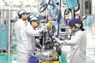 Gujarat has attracted billions of dollars in investments from firms such as Suzuki, Honda Motorcycle and Scooters India and Ford India for setting up manufacturing plants in the state. Photo: Reuters