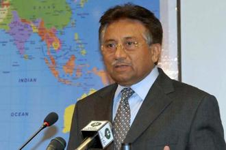 Pakistan's former dictator General (retd) Pervez Musharraf ruled the country from 1999 to 2008 and is wanted in several criminal cases including in the assassination of former PM Benazir Bhutto. Photo: AP