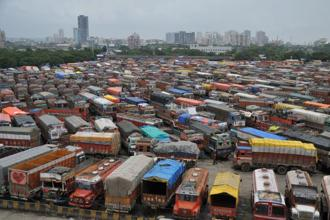 The government expects 350,000 vehicles to be scrapped in the next two to three years. Photo: HT