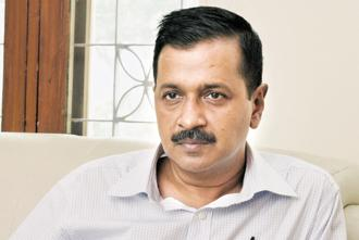 Delhi chief minister and AAP convener Arvind Kejriwal's apology to SAD leader Bikram Singh Majithia had irked  AAP's Punjab unit. Photo: HT