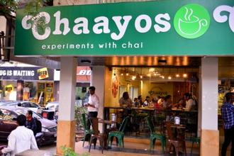 Chaayos, run by Sunshine Teahouse Pvt. Ltd, currently operates 50 cafes across Delhi NCR, Mumbai and Chandigarh. Photo: Pradeep Gaur/Mint