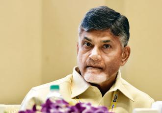 Even after two of its MPs quit the centre on 8 March, TDP chief N. Chandrababu Naidu had maintained that the party would not leave the NDA any time soon. Photo: HT