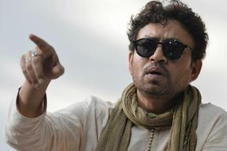 Bollywood star Irrfan Khan is known internationally for his roles in blockbusters 'Life of Pi', 'Slumdog Millionaire' and 'The Amazing Spider-Man.' File photo: AFP