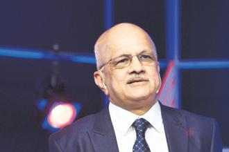 Nasscom president R. Chandrashekhar. Photo: Ramesh Pathania/Mint