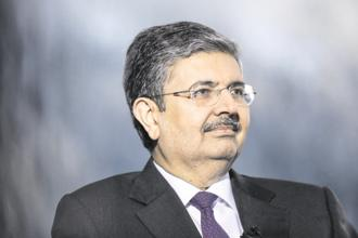 with the broadening of the financial sector, Kotak Mahindra Bank MD Uday Kotak expects to see fewer public sector banks in the future. Photo: Bloomberg