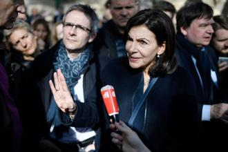 "Paris Mayor Anne Hidalgo said, ""To improve public transport we should not only make it more extensive, more regular and more comfortable, we must also rethink the fares system."" Photo: AFP"