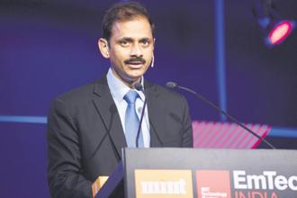 V. Vaidyanathan, founder and executive chairman, Capital First. Photo: Ramesh Pathania/Mint