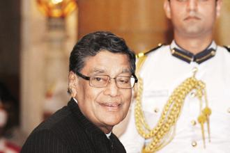 Attorney general of India K.K. Venugopal. Photo: HT