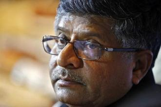 IT minister Ravi Shankar Prasad wants to know how many times did Congress president Rahul Gandhi meet Cambridge Analytica's now sacked CEO mAlexander Nix. Photo: Reuters